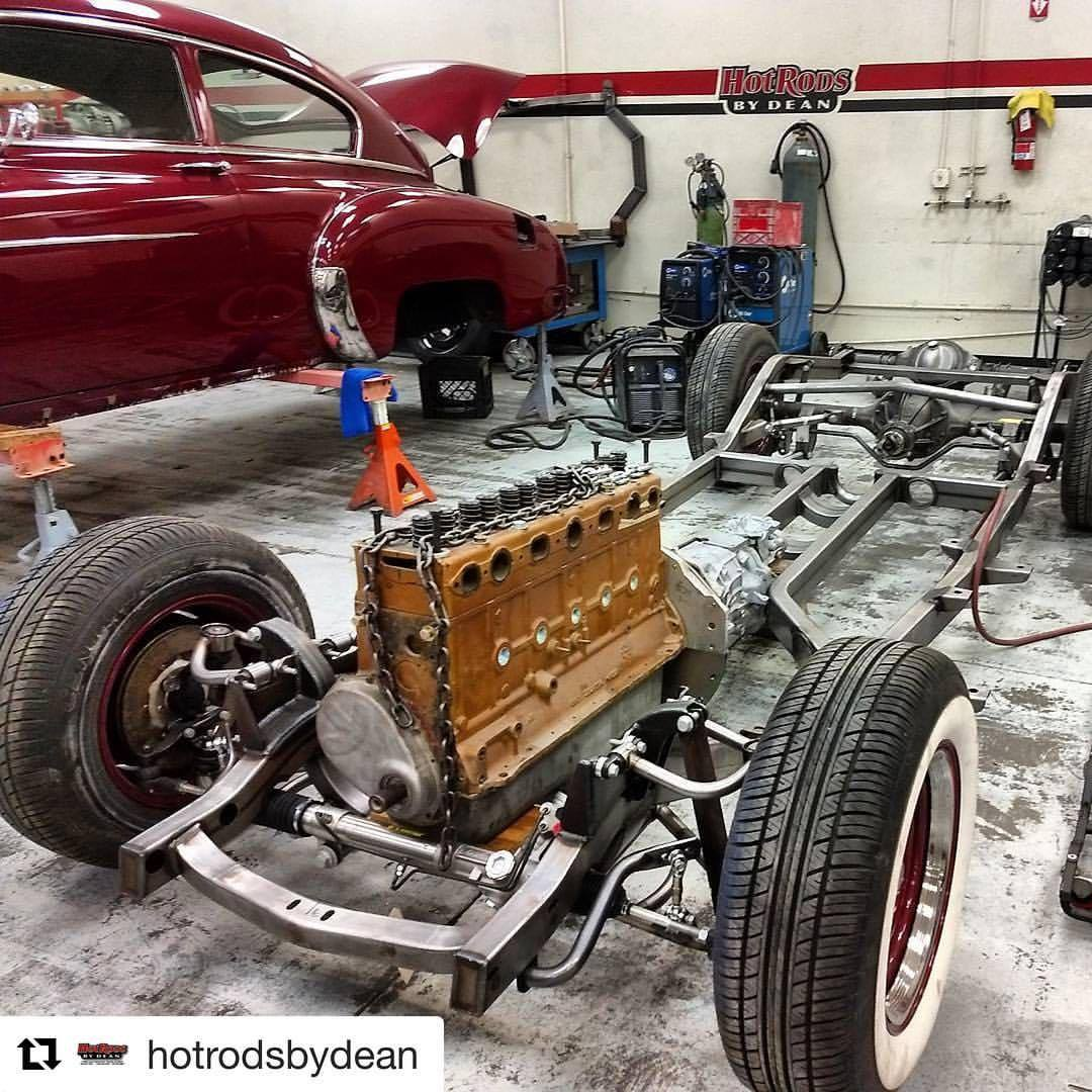 Hot Rods By Dean 1949 Chevrolet Chevy Pickup Rod